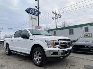 Used 2018 Ford F-150 XTR 2,7L CREW 10 vitesses for sale in St-Eustache, QC
