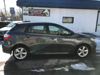 Used 2009 Toyota Matrix XR for sale in Montréal, QC