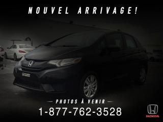 Used 2015 Honda Fit LX à hayon 5 portes CVT for sale in St-Basile-le-Grand, QC