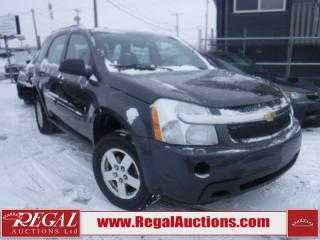 Used 2008 Chevrolet Equinox LS 4D Utility AWD for sale in Calgary, AB