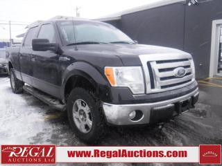 Used 2010 Ford F-150 XLT 4D SUPERCREW 4WD for sale in Calgary, AB