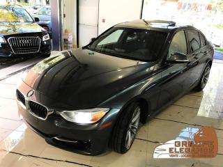 Used 2015 BMW 3 Series 328i XDRIVE SPORT PKG PUSH START NAVI REVERSE CAM for sale in Montréal, QC