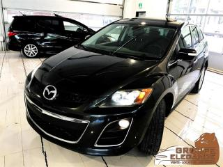 Used 2011 Mazda CX-7 AWD 4dr GT PUSH START, BLIND SPOT, REVERSE CAMERA for sale in Montréal, QC