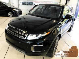 Used 2016 Land Rover Evoque 5dr HB HSE GLASS PANO ROOF,360 CAMERA,NAV for sale in Montréal, QC