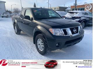 Used 2015 Nissan Frontier SV King Cab for sale in Rouyn-Noranda, QC