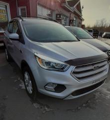 Used 2017 Ford Escape SE for sale in Rivière-Du-Loup, QC