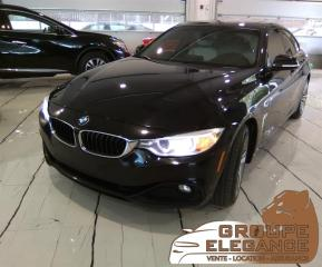 Used 2015 BMW 4 Series 428I XDrive AWD GRAND COUPE, NAVIGATION, LEATHER for sale in Montréal, QC