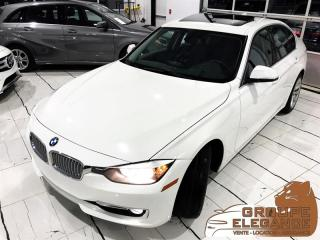 Used 2014 BMW 3 Series 320i X-DRIVE PUSH START, BLUETOOTH, LEATHER for sale in Montréal, QC
