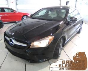 Used 2014 Mercedes-Benz CLA250 REVERSE CAMERA, PANORAMIC ROOF for sale in Montréal, QC