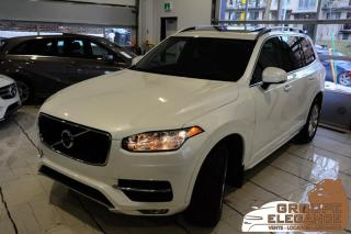Used 2017 Volvo XC90 T6 AWD -7 PASSENGER, PANO ROOF, NAVI, KEYLESS ENTR for sale in Montréal, QC