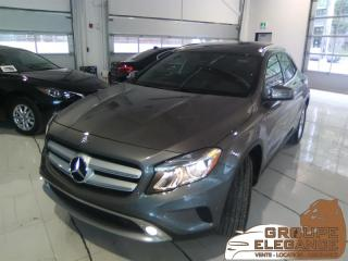 Used 2015 Mercedes-Benz GLA GLA 250, 4MATIC, TECH & SPORT PACKAGE, NAVIGATION for sale in Montréal, QC
