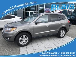 Used 2011 Hyundai Santa Fe GL AWD for sale in Ste-Marie, QC