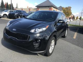 Used 2018 Kia Sportage LX AWD * MAGS * CAMERA * SIEGES CHAUF. for sale in Ste-Julie, QC