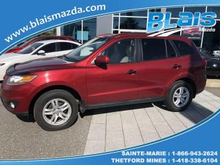 Used 2010 Hyundai Santa Fe GL AWD for sale in Ste-Marie, QC