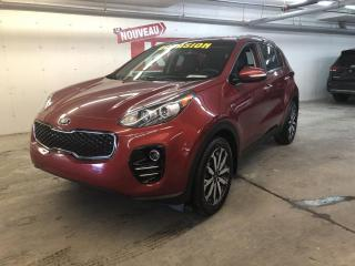 Used 2017 Kia Sportage EX AWD * CUIR * MAGS * CAMERA for sale in Ste-Julie, QC