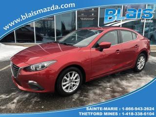 Used 2016 Mazda MAZDA3 GS for sale in Ste-Marie, QC