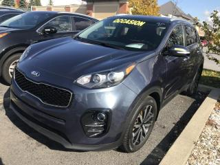 Used 2017 Kia Sportage for sale in Ste-Julie, QC
