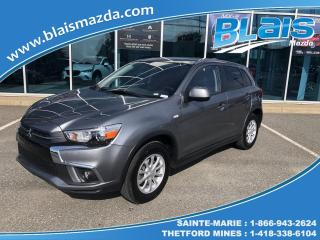 Used 2018 Mitsubishi RVR SE AWC for sale in Ste-Marie, QC