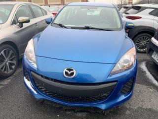 Used 2013 Mazda MAZDA3 Mazda3 for sale in Ste-Julie, QC