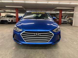 Used 2017 Hyundai Elantra for sale in Ste-Julie, QC
