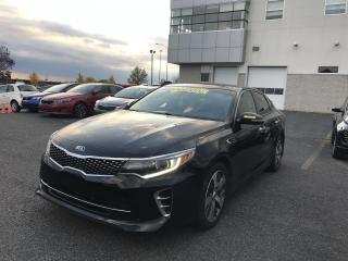 Used 2016 Kia Optima SX TRUBO * CUIR * MAGS * GPS * CAMERA for sale in Ste-Julie, QC