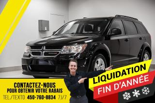 Used 2014 Dodge Journey SE, A/C, GR ÉLECTRIQUE, BAS KILO!! for sale in Joliette, QC