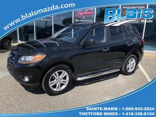 Used 2010 Hyundai Santa Fe Traction intégrale V6 Limited avec Navi for sale in Ste-Marie, QC