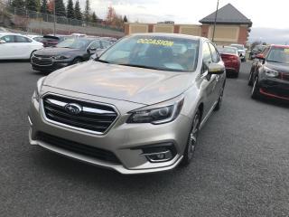 Used 2018 Subaru Legacy LIMITED*AWD*TOIT*CUIR*GPS*CAMERA*SONAR* for sale in Ste-Julie, QC