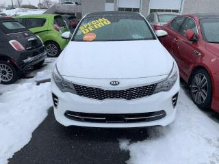 Used 2017 Kia Optima SXL * COMME UN NEUF * TOIT * GPS for sale in Ste-Julie, QC