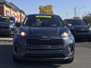 Used 2017 Kia Sportage LX * CAMERA * MAGS * SIEGES CHAUF. for sale in Ste-Julie, QC
