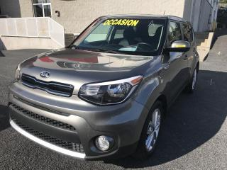 Used 2018 Kia Soul EX+ * CAMERA * MAGS * VOLANT CHAUFFANTS for sale in Ste-Julie, QC