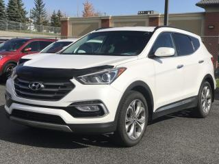 Used 2017 Hyundai Santa Fe Sport SPORT 2.0L TURBO*SIÈGES CHAUFFANTS*HITCH for sale in Ste-Julie, QC