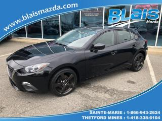Used 2016 Mazda MAZDA3 GX SPORT for sale in Ste-Marie, QC