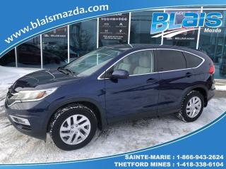 Used 2015 Honda CR-V EX AWD for sale in Ste-Marie, QC