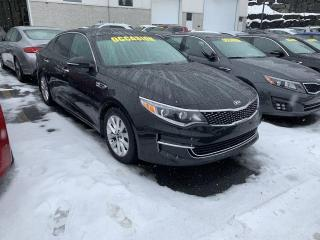 Used 2016 Kia Optima EX TOIT PANO * CUIR * MEMOIRE for sale in Ste-Julie, QC