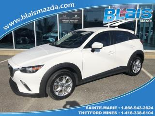 Used 2017 Mazda CX-3 GX AWD for sale in Ste-Marie, QC