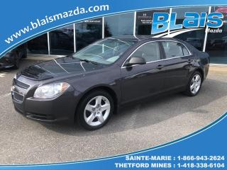 Used 2010 Chevrolet Malibu LS for sale in Ste-Marie, QC