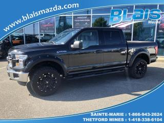 Used 2015 Ford F-150 CREW-CAB 4X4 XLT for sale in Ste-Marie, QC