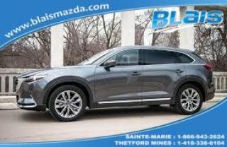 Used 2019 Mazda CX-9 Signature for sale in Ste-Marie, QC