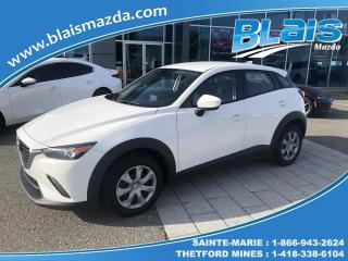 Used 2016 Mazda CX-3 GX AWD for sale in Ste-Marie, QC