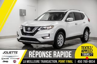 Used 2019 Nissan Rogue SV, AWD, TOIT, CAMÉRA DE RECUL, BLUETOOTH!! for sale in Joliette, QC
