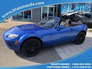 Used 2006 Mazda Miata MX-5 GX for sale in Ste-Marie, QC