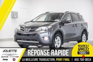 Used 2013 Toyota RAV4 XLE, TOIT, BLUETOOTH!! for sale in Joliette, QC