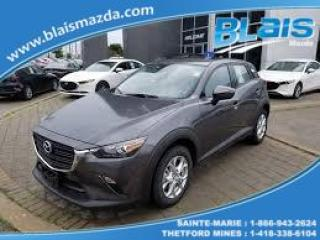 Used 2019 Mazda CX-3 GS AWD for sale in Ste-Marie, QC
