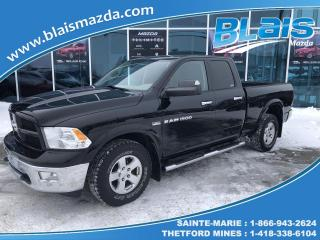 Used 2012 RAM 1500 Quad Outdoorsman for sale in Ste-Marie, QC