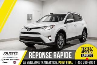 Used 2018 Toyota RAV4 LE+, BLUETOOTH, CAMÉRA DE RECUL, SIÈGES CHAUFFANTS for sale in Joliette, QC