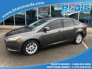 Used 2015 Ford Focus Berline SE 4 portes for sale in Ste-Marie, QC