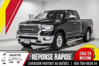 Used 2019 RAM 1500 Laramie for sale in Joliette, QC