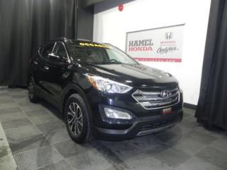 Used 2016 Hyundai Santa Fe Sport Luxury PRATIQUE for sale in St-Eustache, QC