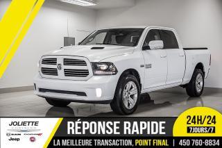 Used 2015 RAM 1500 Sport, DÉMARREUR À DISTANCE, ATTACHE-REMORQUE, LIN for sale in Joliette, QC